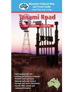 Tanami Road Map