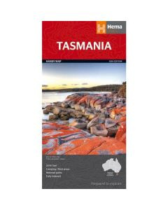Tasmania - Handy Map