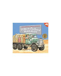Tom the Outback Mailman - soft cover