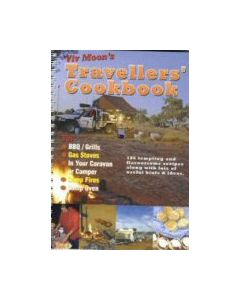 Viv Moon's Travellers' Cookbook - 1st Edition