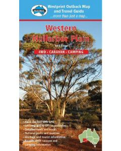 West Nullarbor Digital map